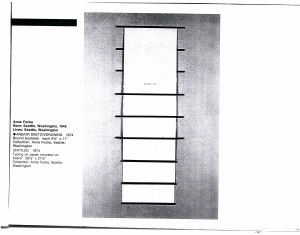 """Bad photo of catalog page, """"AND/OR SKETCH/DRAWING,"""" North, East, West, South, and Middle"""