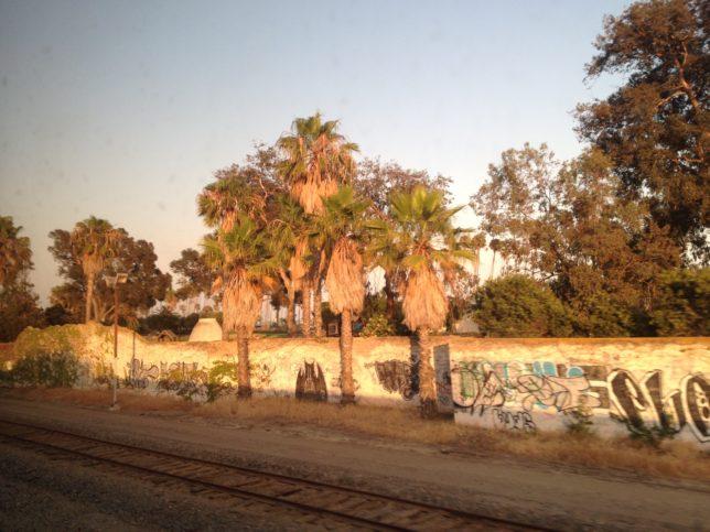 Santa Barbara wall 2